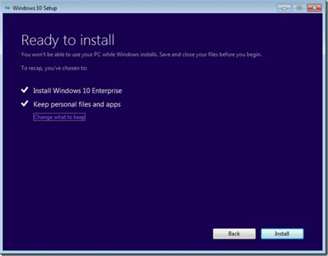 install windows 10 command line use windows 10 upgrade task sequence to install multiple