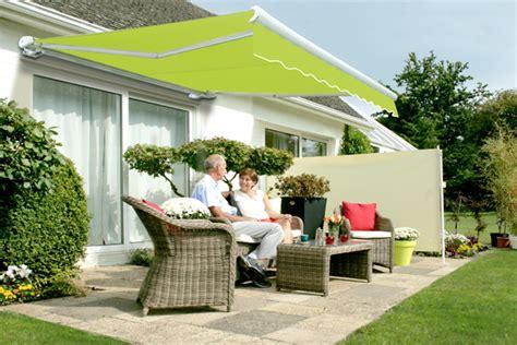 tenda da sole elettrica tenda da sole elettrica a cassonetto totale a colore verde