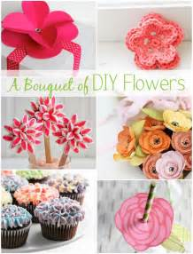 Diy flowers roundup for spring friday finds one dog woof