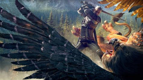 wallpaper hd 1920x1080 the witcher 3 wild hunt the witcher 3 wild hunt witcher griffin wallpapers hd