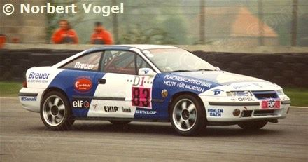 opel calibra race car opel calibra racing sports cars