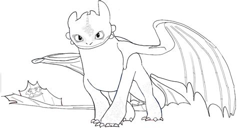 coloring pages of toothless dragon how to draw toothless from how to train your dragon 2 in