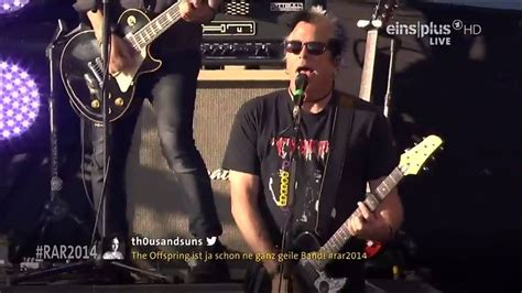 300691 the offspring rock am the offspring what happened to you live rock am ring