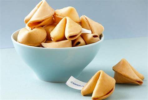 Handmade Fortune Cookies - biscuit chinois maison p g au quotidien nourriture p