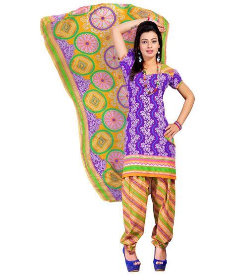 43201 Monalisa Dress monalisa fabrics blue cotton unstitched dress material buy monalisa fabrics blue cotton