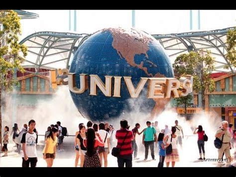 universal studios singapore named asia s 1 amusement park universal studios singapore hd experience youtube