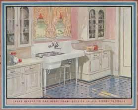1920s Kitchen Design design around this 3 1920s kitchens and all that jazz