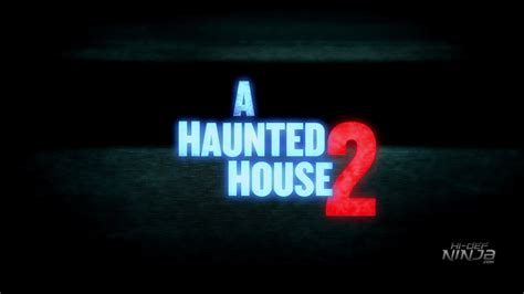 haunted house 2 a haunted house 2 blu ray review hi def ninja blu ray