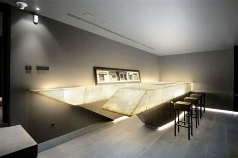 modern restaurant design ideas with unique simple concept 17 sleek modern home bar counter designs