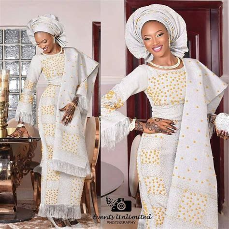yoruba native dress yoruba traditional bridal outfit inspirations