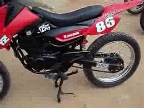 Modified Bikes Hyderabad by Pulsar Modified To Dirt Bike