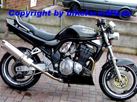Suzuki Bandit 1200 Parts Gsf 1200 Bandit Suzuki Up Kit Higher