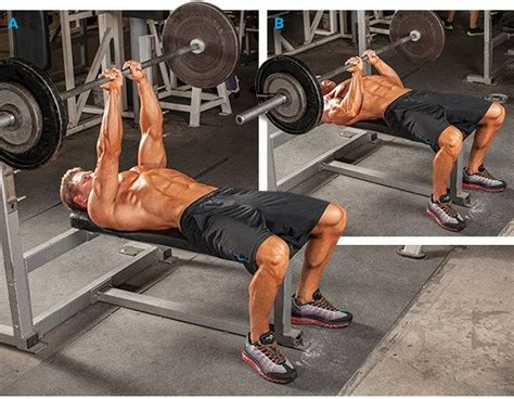 bench press bodybuilding boost your bench press squat and deadlift