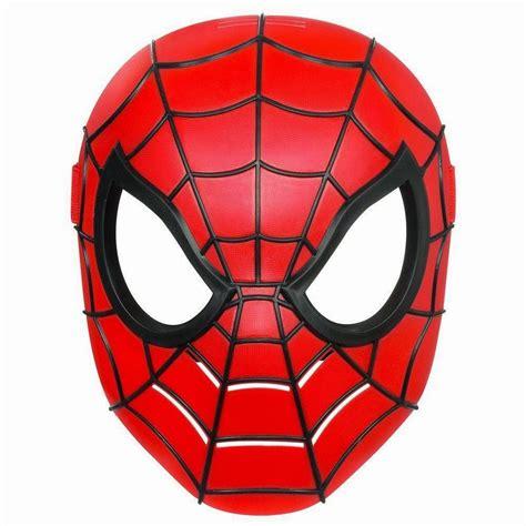 printable mask of spiderman spiderman free printable masks birthday party
