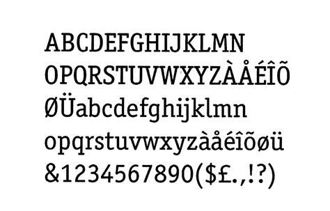 Officina Serif by Erik Spiekermann