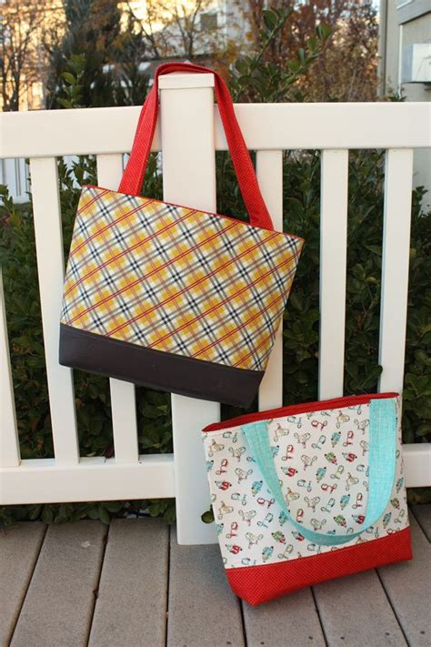 pinterest pattern tote bag simple sturdy tote bag free pdf download free easy