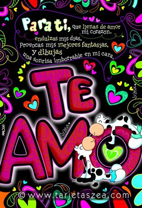imagenes de amor tarjetas zea vaca flora dando un beso a su amor 169 zea www tarjetaszea