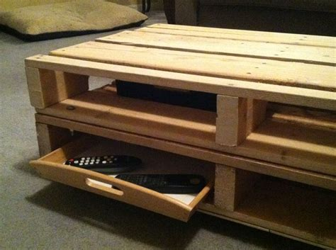 Coffee Table Made Out Of A Pallet Kristin Pinterest Coffee Tables Made Out Of Pallets