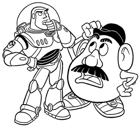 Coloring Pages Toy Story 3 Minister Coloring Story 3 Colouring Pages