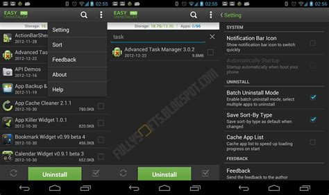 uninstal apk easy uninstaller pro clean 3 0 0 apk terbaru fullysofts software version