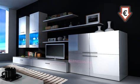 illuminazione soggiorno led parete soggiorno con led groupon goods