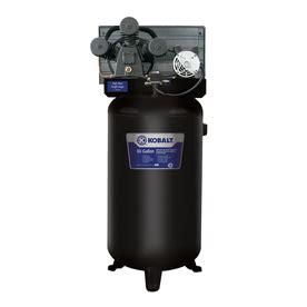 shop kobalt 4 7 hp 80 gallon 155 psi electric air