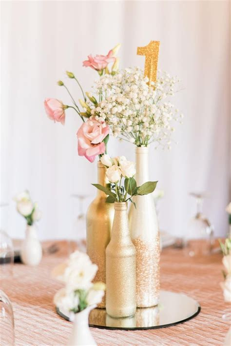 105 Best images about DIY Wedding Centerpieces on