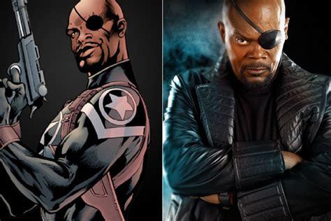 samuel l jackson marvel superheroic 14 things you didn t about marvel comics