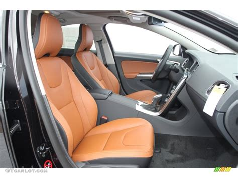 2013 Volvo S60 Interior by Beechwood Black Interior 2013 Volvo S60 T5 Photo