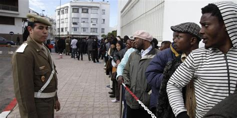 bureau immigration canada rabat 28 images bureau de