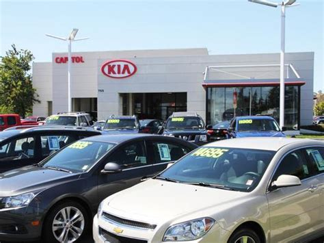 Car Dealer Kia Capitol Kia Car Dealership In San Jose Ca 95136 Kelley