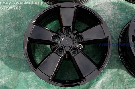 toyota tundra 20 quot oem wheels factory sequoia land cruiser