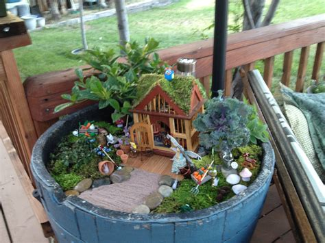 miniature gardening com cottages c 2 fabulous fairy gardens ii msdebbie2u