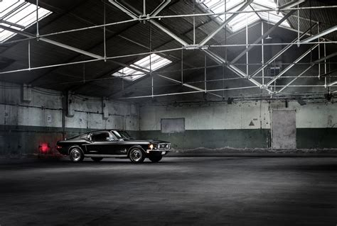 mustang warehouse ford mustang fastback classic car black warehouse