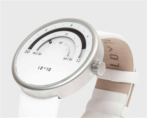 design milk watches loyto watches wants to change the way you read time