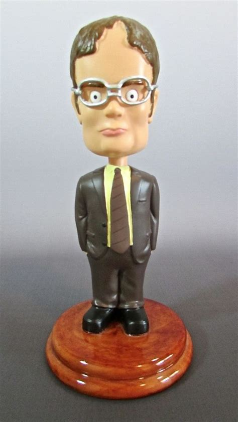 bobblehead the office dwight schrute bobblehead