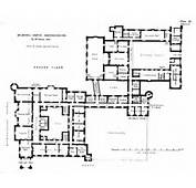 Glamis Castle Floor Plan Ground Plans And Castles On