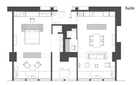 despensa crucigrama aman suite floorplans pinterest