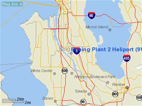 Boeing Plant 2 Heliport King by Boeing Plant 2 Heliport