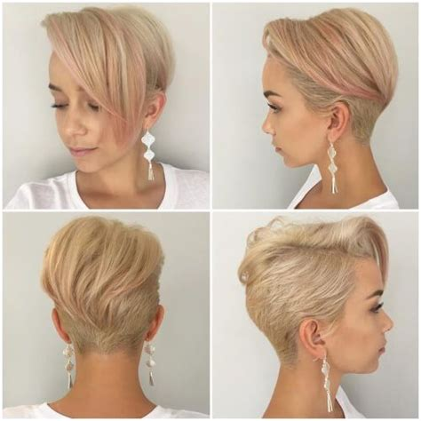 how to cut a disconnect bob haircut a classic disconnected pixie cut by michele sanford