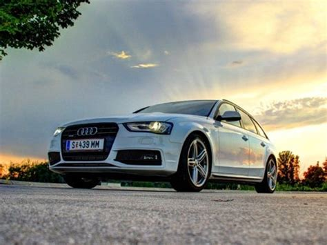 Audi A4 Avant Quattro Test by Audi A4 Avant 3 0 Tdi Quattro Testbericht Auto Motor