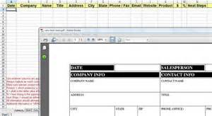 Sales Lead Sheet Template by Sales Lead Sheet The Starting Point For Successful Sales