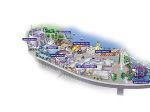 Downtown Disney Orlando Map by Downtown Disney West Side Map