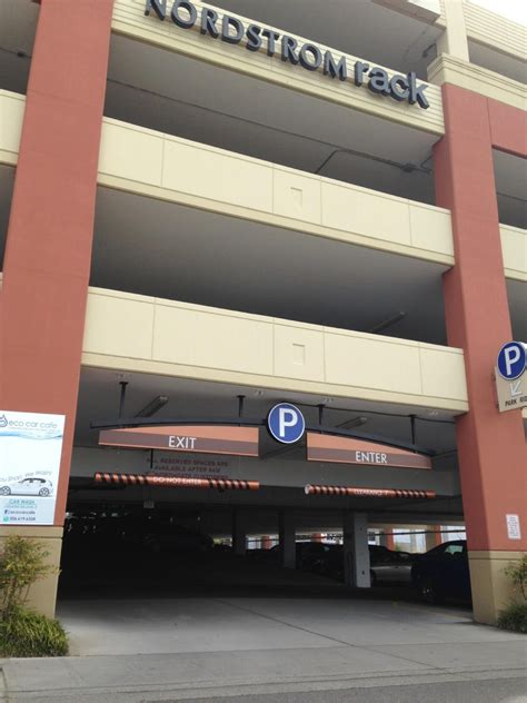 Northgate Parking Garage by Northgate Mall Park Ride Garage Parking In Seattle