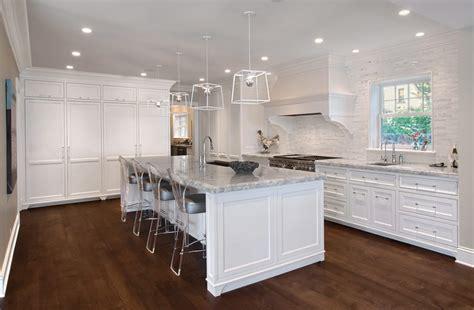 transitional kitchen design popular trend for 2018