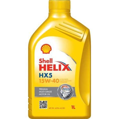 Oli Shell Helix Ultra Sae 5w40 Galon 4 Liter 1 olej mineralny shell helix diesel hx5 15w40 1 litr
