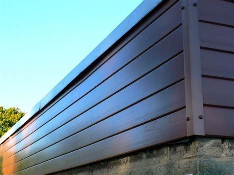 recycled plastic cladding exterior cladding panels