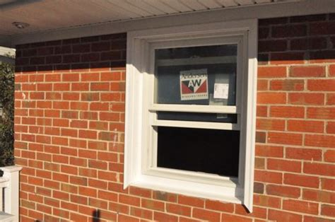 How To Install Windows In A Brick House 28 Images Installing A Wood Window How To