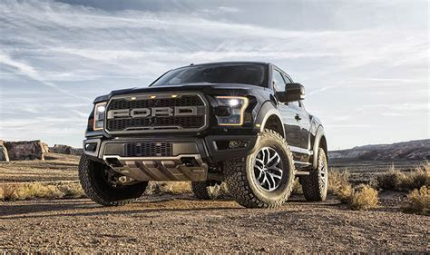 New Ford F 150   Raptor Lease & Finance Specials Houston
