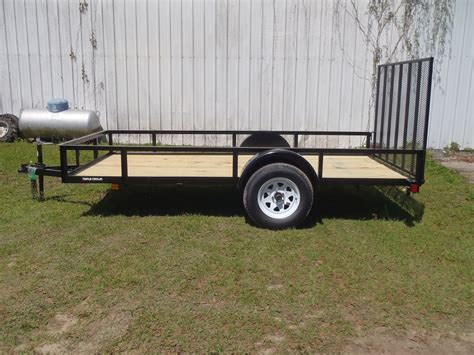 used landscape trailer for sale f f info 2017